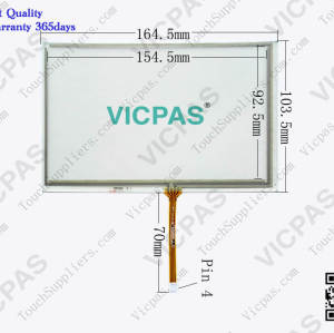 5100-FOF018 VN 16BH1061 Touch Screen Panel Glass