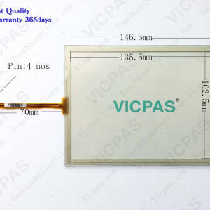 TT05240A40 Touch Screen Glass TT15040A30 Touch Panel Repair