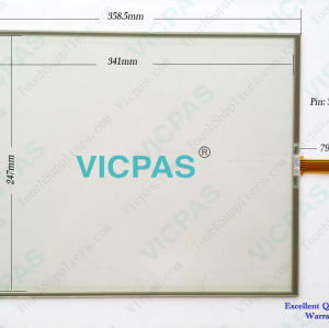 S171505V1.509 touch screen glass panel membrane film