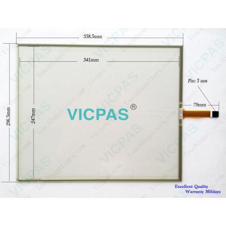 S171505V1.509 touch screen glass panel membrane film