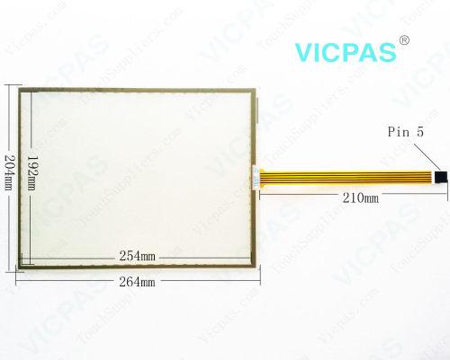 512DE04813674 5WR12022N1 Reparación de cristales con pantalla táctil