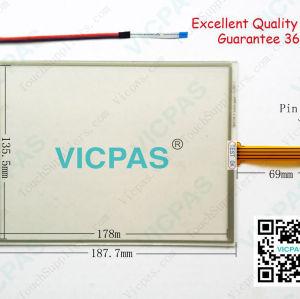 TTI 1301-X161/02 Touch screen panel repair