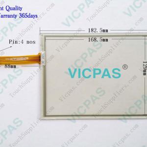 TUCKER Z010017 Touch Screen Glass Repair