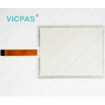 Kohlstaedt C221112 Cristal del panel de la pantalla táctil y etiqueta frontal