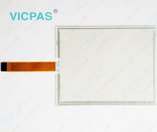 Kohlstaedt C221112 Touchscreen-Glas und Frontetikett