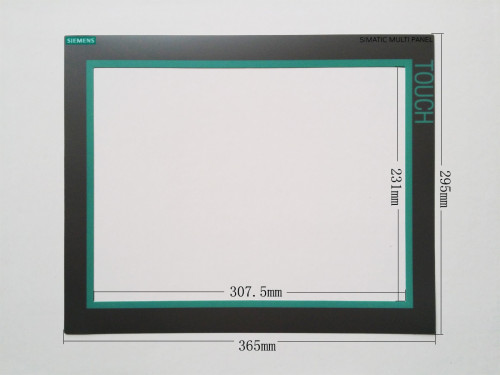 AMT2839 0283900B 1071.0043 Touch Screen Glass