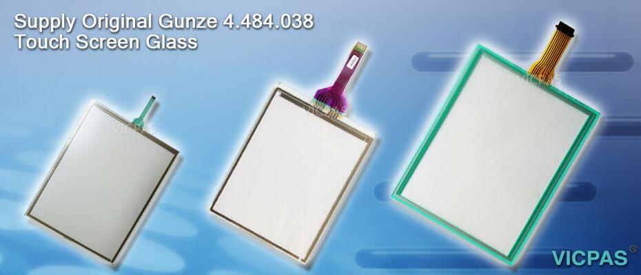 Original do vidro 100% da tela de toque de Gunze 4.484.038