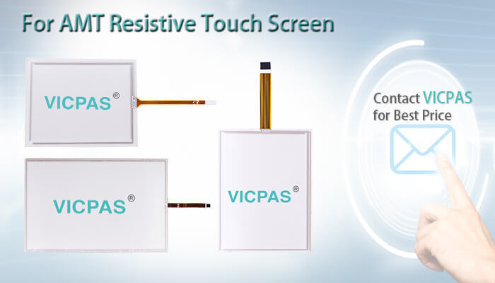 AMT9559 AMT-9559 Touch Screen Panel Repair