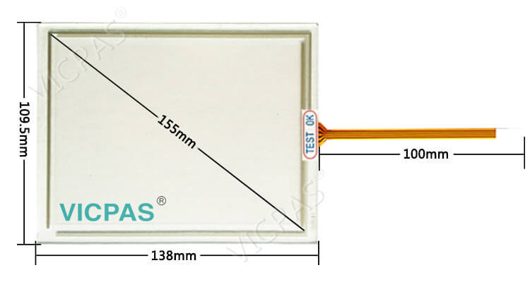 Details about  /Touch Screen Glass Protective Film For Siemens TP177B 6AV6642-0BC01-1AX0