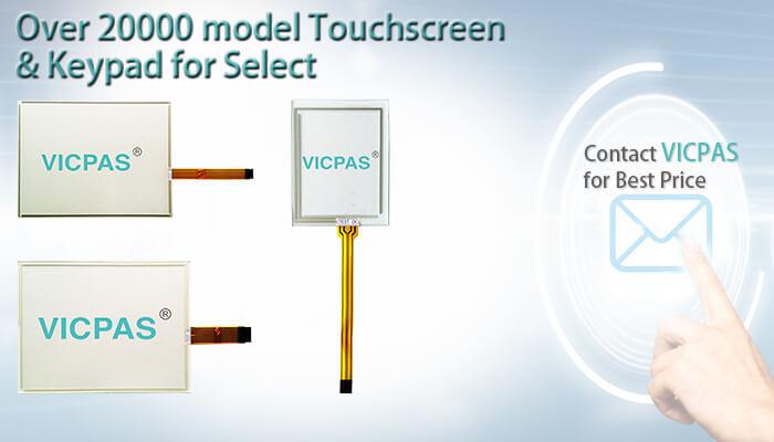 2711P-T10C21D8S 2711P-T10C21D8S-B لمس الشاشة إصلاح استبدال الزجاج