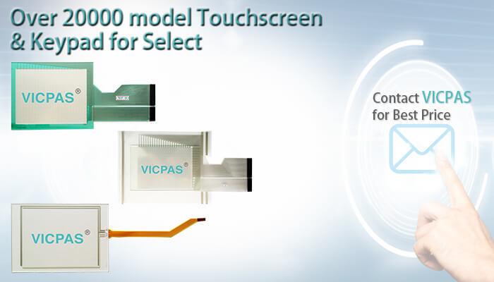 2711P-T10C22D9P 2711P-T10C22D9P-B Touch Screen Glass Glass repair