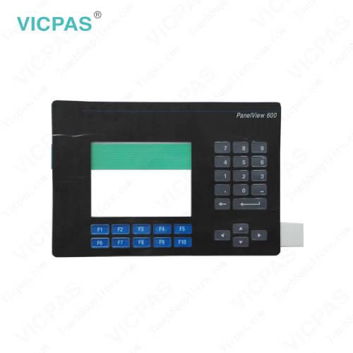 2706-B21C31 2706-B21C8 2706-B21J16 Membrane Keyboard Keypad
