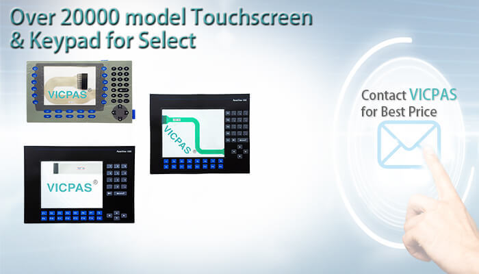 2706-P22R 2706-P42C 2706-P42R 2706-P44C Reparación de interruptor de teclado de membrana