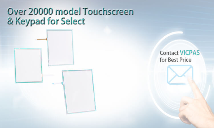 TP-3750S1F0 TP-3754S1F0 TP-3757S1F0 Touch Screen Glass