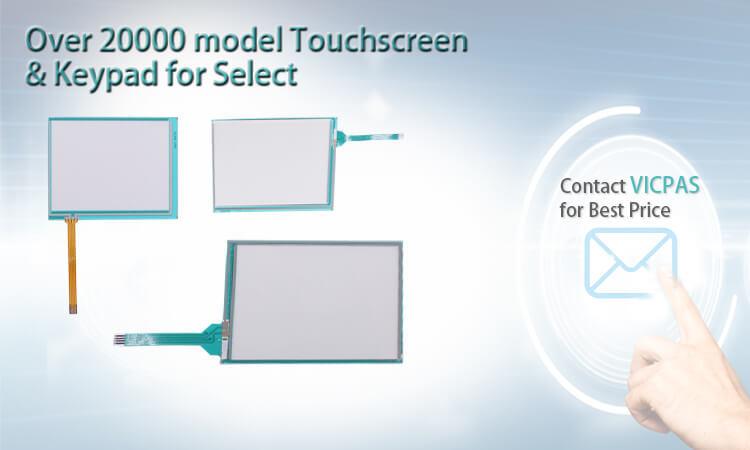 AST-N191A140A TP-3747S1F0 Touch Screen Glass Repair