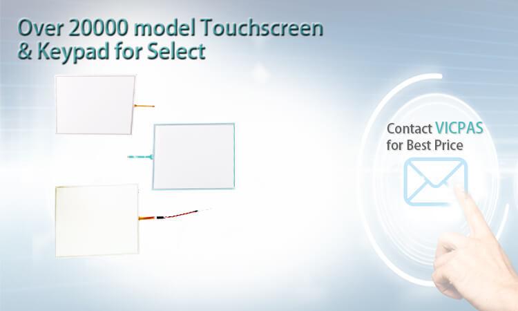 DMC YCS Series Touchscreen YCS-057A to YCS-190A Touch Panel Repair