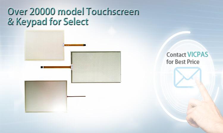 6AV7861-2TB10-2AA0 6AV7861-4AA00-1AA0 Touch Screen Glass Repair