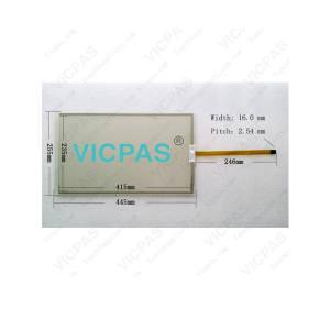 6AV7863-3MA14-0AA0 6AV7863-3MA15-0AA0 Touch Screen Glass Repair