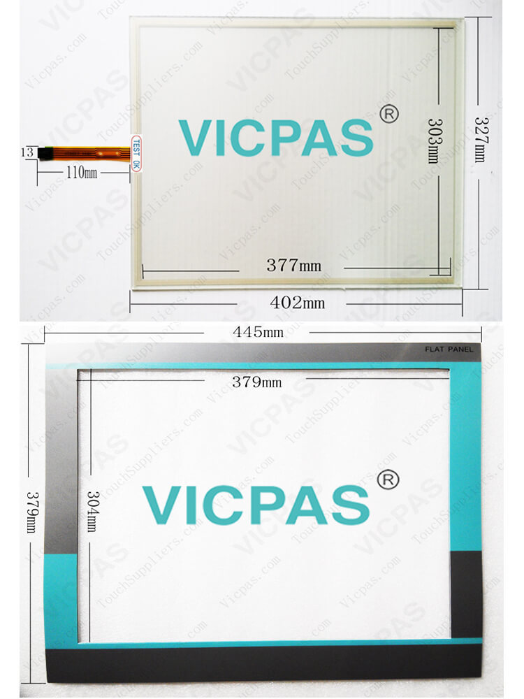 6AV7484-6AB10-0AA0 6AV6646-8AC10-0AA0 Touch Screen Panel Glass Repair