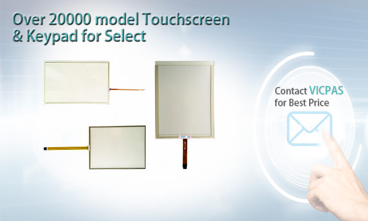 6AV7484-5AB00-0AA0 6AV7484-5AB10-0AA0 Touch Screen Panel Replacement