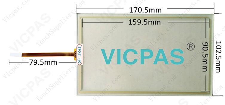 6AV2123-2GB03-0AX0 6AV2125-2GB23-0AX0 Touch Screen Panel repair.