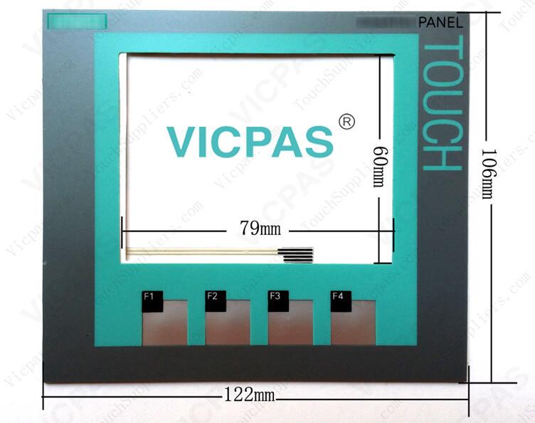 6AV2125-2DB23-0AX0 Membrane Keyboard Repair