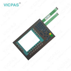 6AV6643-0DB01-1AX5 6AV6643-0DB01-1AX0 Membrane Keypad Switch