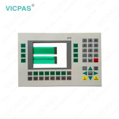 6FC5203-0AB20-1AA0 Membrane Keypad Switch