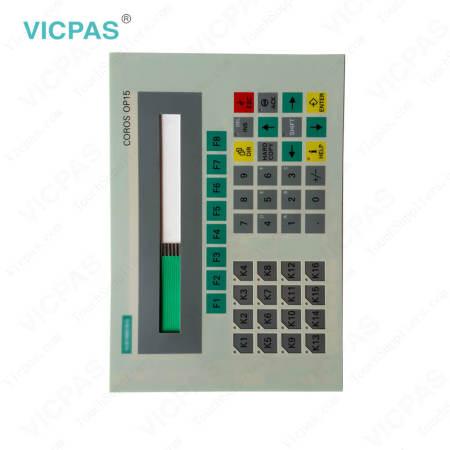 6FC5210-0DF33-2AA1 6FC5103-0AD03-0AA0 6FC5103-0AE01-0AA1 Membrane Keyboard
