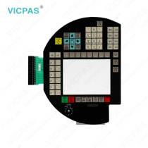 Teclado de teclado de membrana 6FC5403-0AA10-0AA1 6FC5453-6AX11-1AG3