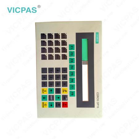 6FC5200-0AC32-1AC4 6FC5203-0AF05-0AB1 6FC5303-0AF14-0AA0 Membrane Keypad