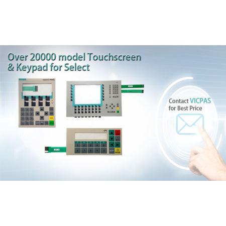 6FC5370-1AT00-0AA0 6FC5370-1AT03-0CA0 6FC5370-1AT03-0AA0 Membrane Keypad Switch