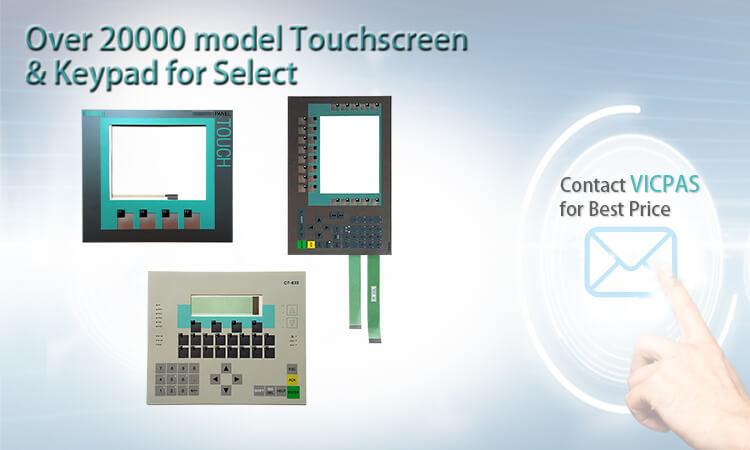 6FC5370-3AT03-0AA0 6FC5303-0AF35-0AA0 6FC5370-2AT02-0AA0 6FC5370-2AT02-0CA0 6FC5370-3AT03-0CA0 Membrane Keypad Switch Repair