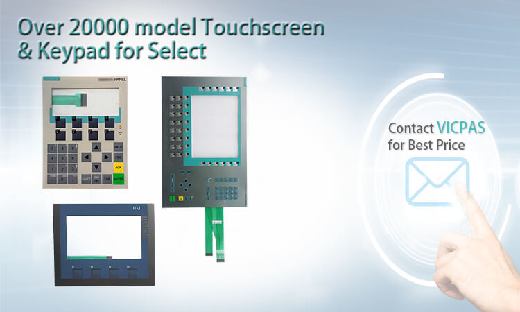 6FC5370-3BT03-0AA0 6FC5370-3BT03-0CA0 6FC5370-2BT02-0AA0 6FC5370-2BT02-0CA0 6FC5370-2BT03-0CA0 Membrane Keypad Switch repair