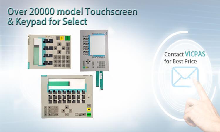 6FC5370-1AM02-0CA0 6FC5370-1AM02-0AA0 6FC5370-2BM02-0CA0 6FC5370-2BM02-0AA0 6FC5370-3AM03-0CA0 Membrane Keypad Switch repair