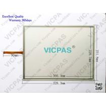 Para Proface HMI Panel de pantalla táctil Interfaz de cristal y operador gráfico Reparación de teclado