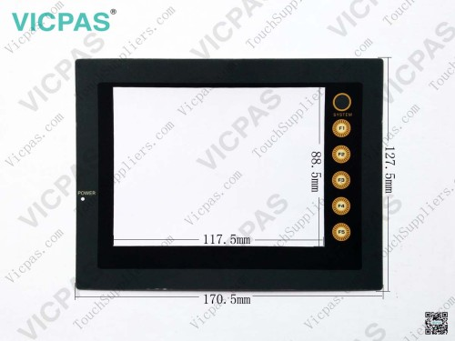 Für Fuji Hakko Monitouch HMI Touchscreen Panel Glasreparatur