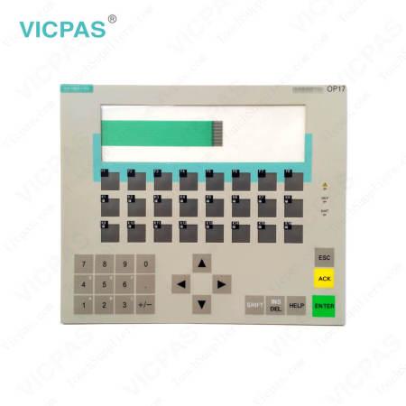 6AV3617-4EB42-0AL0 OP17 PP32  Membrane Keypad