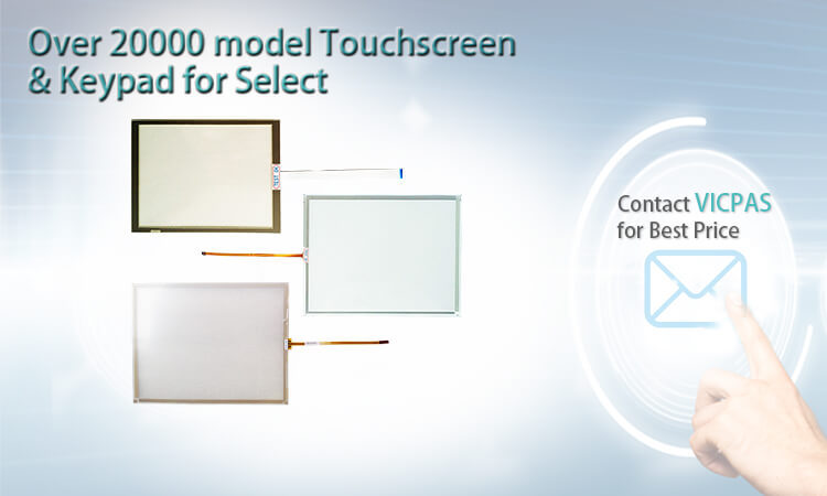 6AV7884-0AB10-3BE0 6AV7484-4AB00-0AA0 Touch Screen Glass Repair