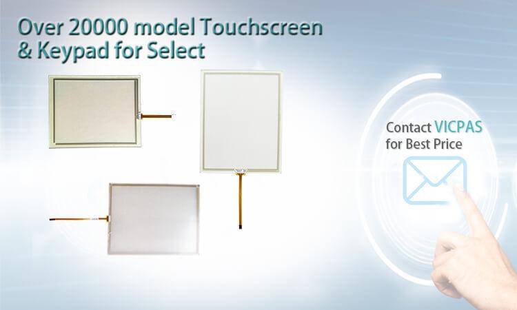 6AV7871-0BC20-1AC0 6AV7875-0FE50-1AC0 Touch Screen Panel repair.