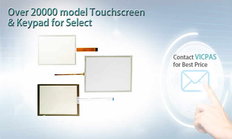 6AU1300-0DA00-0AA0 6AU1300-0DB00-0AA0 Membrane Keypad Repair