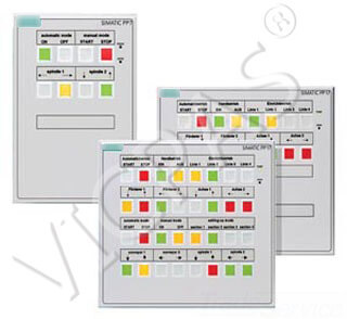 6AV3688-3AA03-0AX0 6AV3688-3CD13-0AX0 6AV3688-3ED13-0AX0 Membrane Keyboard Keypad