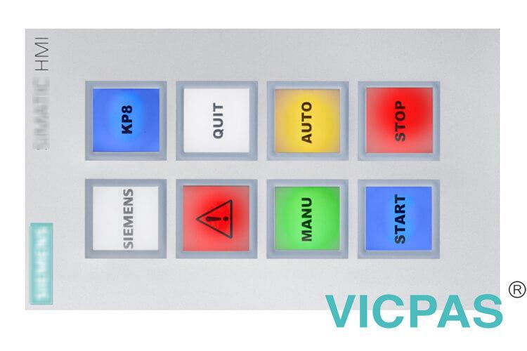 6AG1688-3XY38-2AX0 6AG1688-3AY36-2AX0 Membrane Keypad Switch Repair