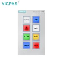6AG1688-3XY38-2AX0 6AG1688-3AY36-2AX0 Membrane Keypad Switch