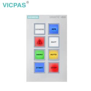 6AV3688-3AY36-0AX0 6AV3688-3XY38-3AX0 Membrane Keypad Switch