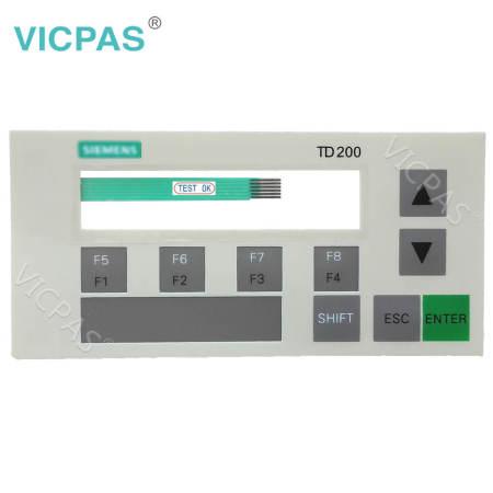 6AG1272-0AA30-2YA1 6AG1272-1AA10-2YA1 Membrane Keyboard Keypad