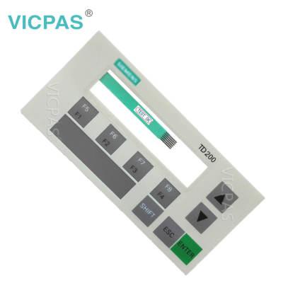 6AG1272-0AA30-2YA0 6ES7272-2AA00-8YA0 Membrane Keypad Switch