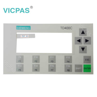 6AV6640-0AA00-0AX1 6AG1640-0AA00-2AX1 Membrane Keypad Switch