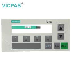 6ES7272-0AA00-8YA0 6ES7272-0AA00-0YA0 Membrane Keypad Switch