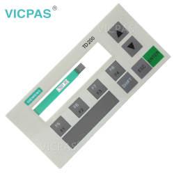 6ES7272-1AA10-0YA1 6ES7272-0AA30-0YA1 Membrane Keypad Switch